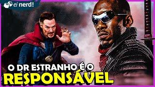 DR ESTRANHO VAI TRAZER OS VAMPIROS PARA O BLADE