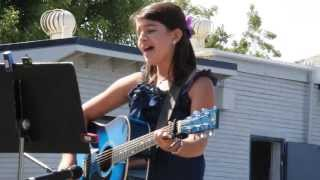 Riley Pearce HB Talent Show singing