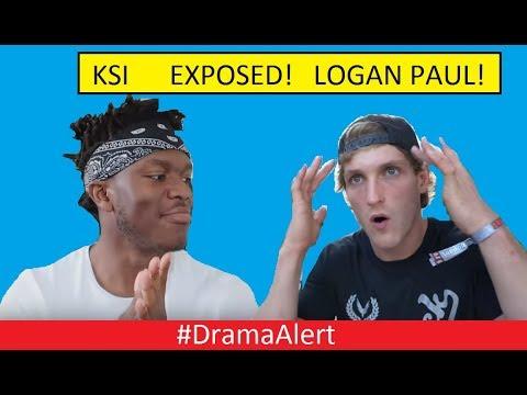 KSI EXPOSED LOGAN PAUL (FOOTAGE) #DramaAlert - ( Bhad Bhabie vs JoJo Siwa )