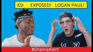 KSI EXPOSED LOGAN PAUL (FOOTAGE) #DramaAlert - ( Bhad Bhabie vs JoJo Siwa )