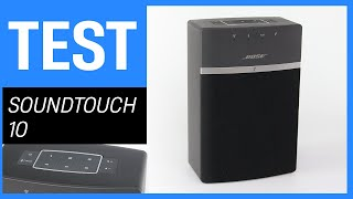 BOSE SoundTouch 10 im Test, App, Funktionen, Soundcheck und Unboxing
