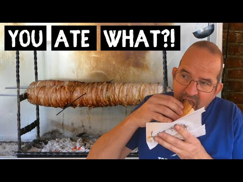 Eating UNIQUE Turkish Street Food in Bodrum | Brit tries Kokoreç | Turkish Food