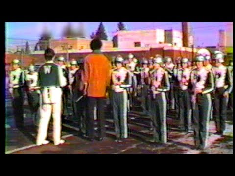 Wilson High School Band: Bend Trip 1984 (adapted for YouTube)