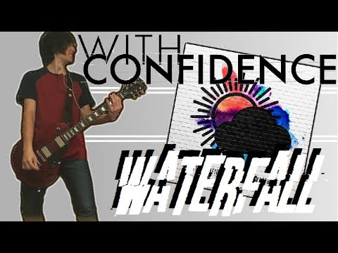 With Confidence Waterfall Guitar Cover W Tabs Youtube