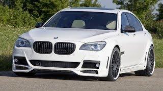Тест-драйв BMW 7(F01)