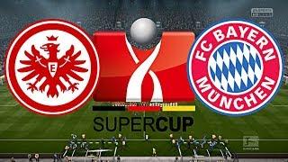 EINTRACHT FRANKFURT vs. FC BAYERN MÜNCHEN | DFL SUPERCUP 2018