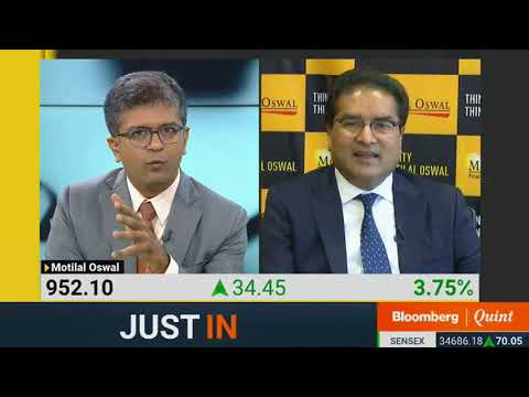 Mr. Raamdeo Agrawal addressing Bloomberg Quint on AskBQ discussing Q4FY18