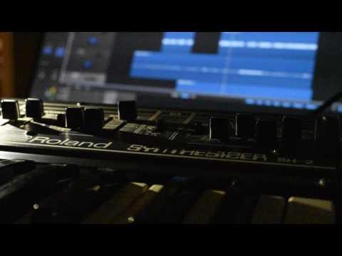 Roland SH-2 Multitrack Recording