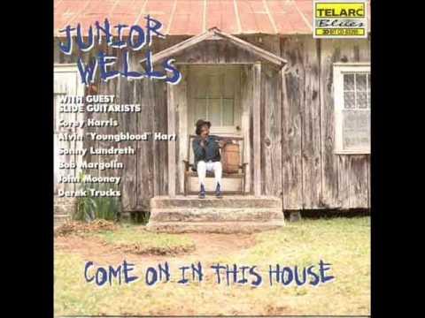 Junior Wells - Mystery Train
