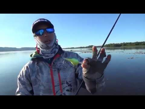 How to find fish on a new body of water with Mike Iaconelli