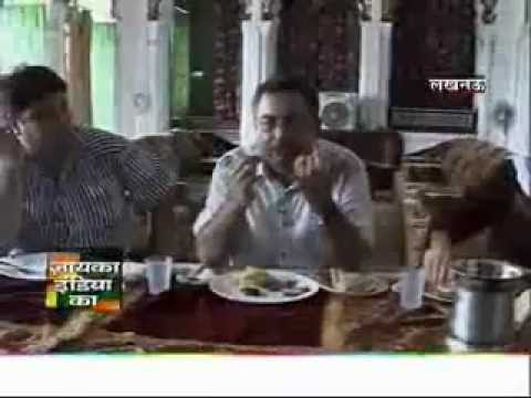 Lucknow - Zaika India Ka NDTV (Part-1)