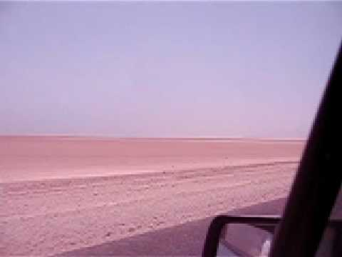 Adventurists Africa Rally 2008: Western Sahara