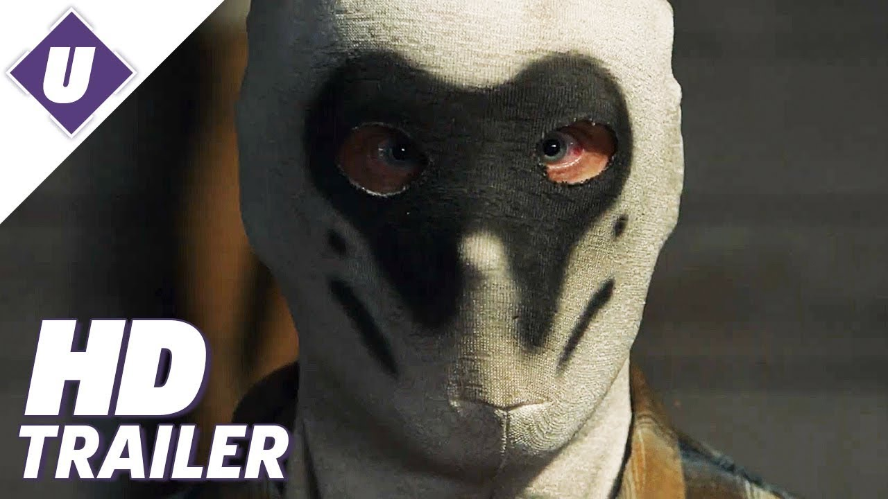 Watch the teaser trailer for HBO's 'Watchmen' TV show
