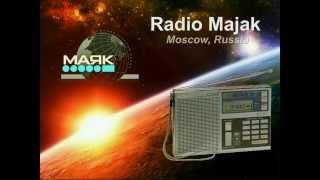 "RADIO INTERVAL SIGNALS - ""Radio Majak"" (Russia)"