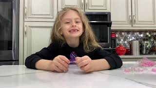 Karina Grati How to make rubber bands bracelets for kids