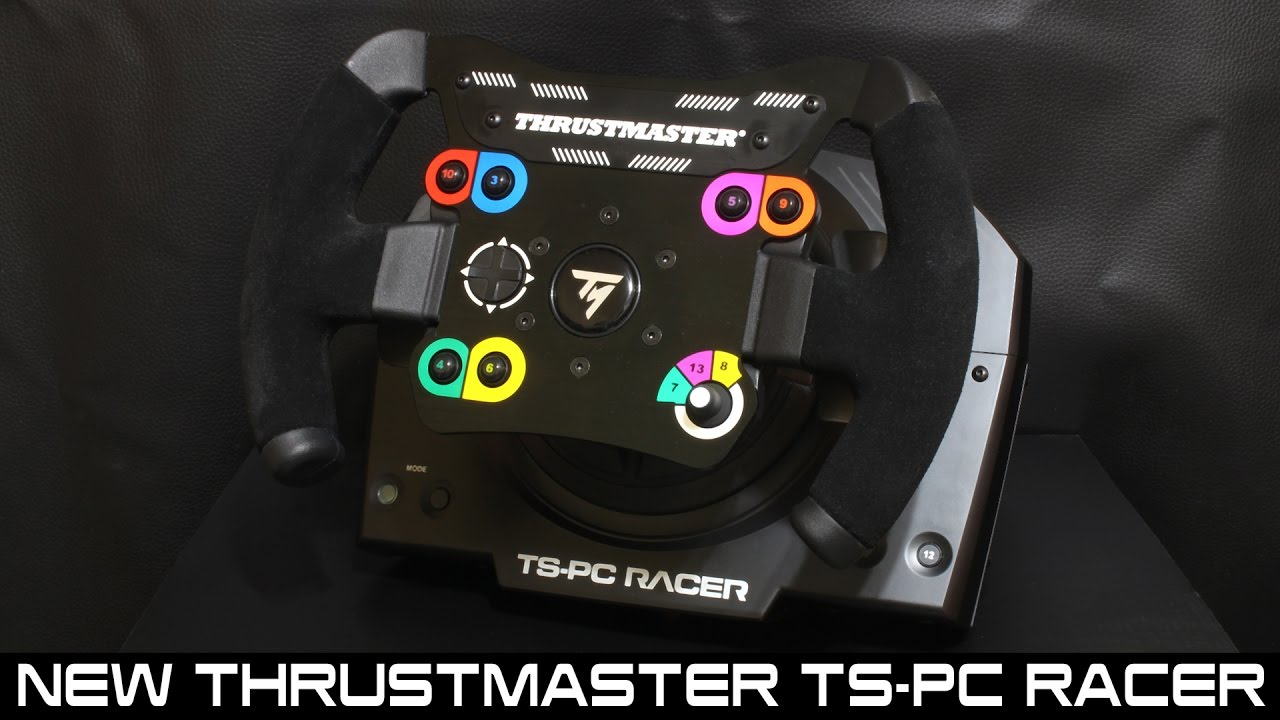 new thrustmaster ts pc racer test ferrari f138 youtube. Black Bedroom Furniture Sets. Home Design Ideas