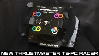 New Thrustmaster TS-PC Racer - Test Ferrari F138