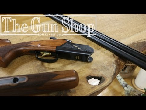 Fabarm Axis RS12 Review - The Gun Shop