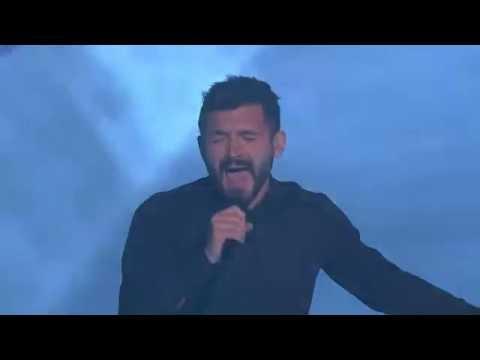Alfie Arcuri sings 'Alive' | The Voice Australia 2016