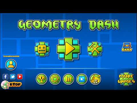 (Turn your volume down)Geometry Dash update 2.11 review