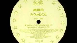 Miro - Paradise (Red Jerry's Longdubbyvocal Mix)