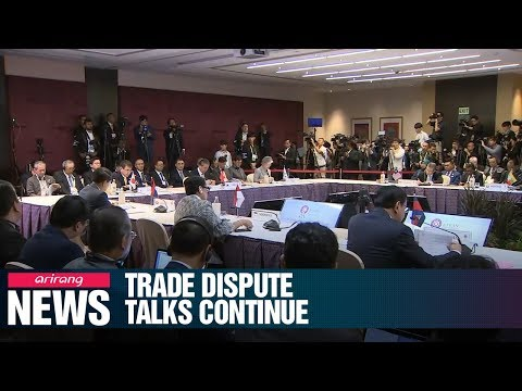 Fellow Asian countries support South Korea in its trade dispute with Japan
