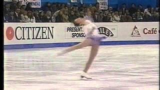Fumie Suguri 村主 章枝 (JPN) - 1997 World Figure Skating Championships, Ladies' Short Program 村主章枝 検索動画 25