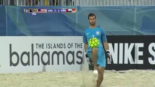BSC 2017: United States vs Panama Highlights