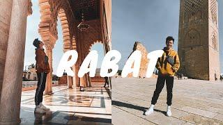 I ALMOST GOT ARRESTED | Three Crazy Days in Rabat, Morocco Travel Vlog — الرباط، المغرب