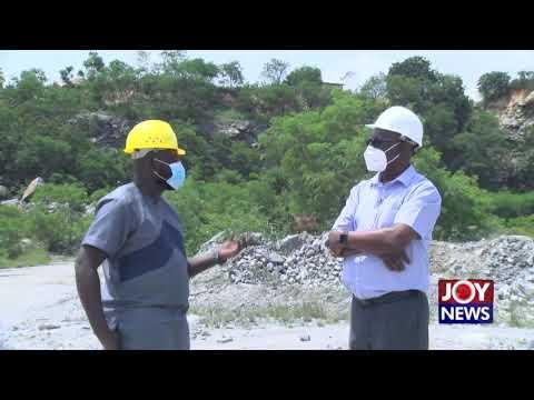 Living on Quarry Lands: Residents raise safety concerns over blasting of rocks - AM Show (15-9-21)