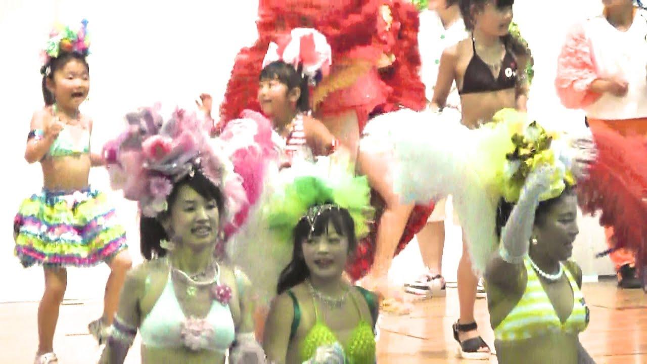 神戸サンバチーム ・神戸まつり/ Kobe samba team  Kobe Festival