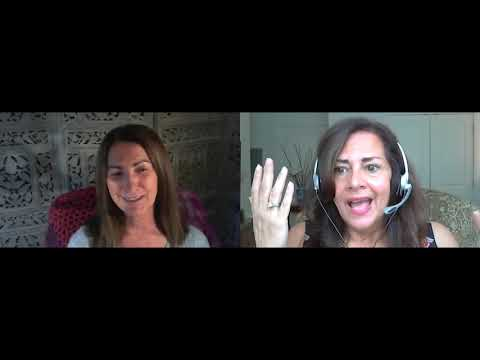 Lorna Byrne & Kathy Caprino Messages from the Angels - The Future of the World