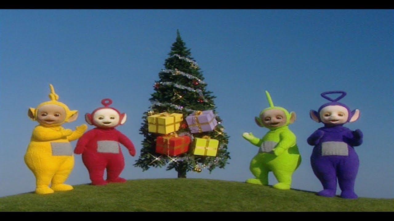 Teletubbies: Christmas Tree (1997) - YouTube