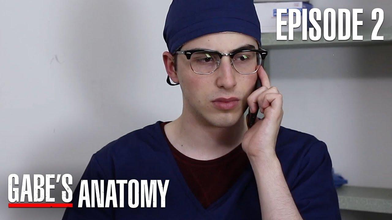 Gabe\'s Anatomy: The Element of Surprise (Ep. 2) (Grey\'s Anatomy ...