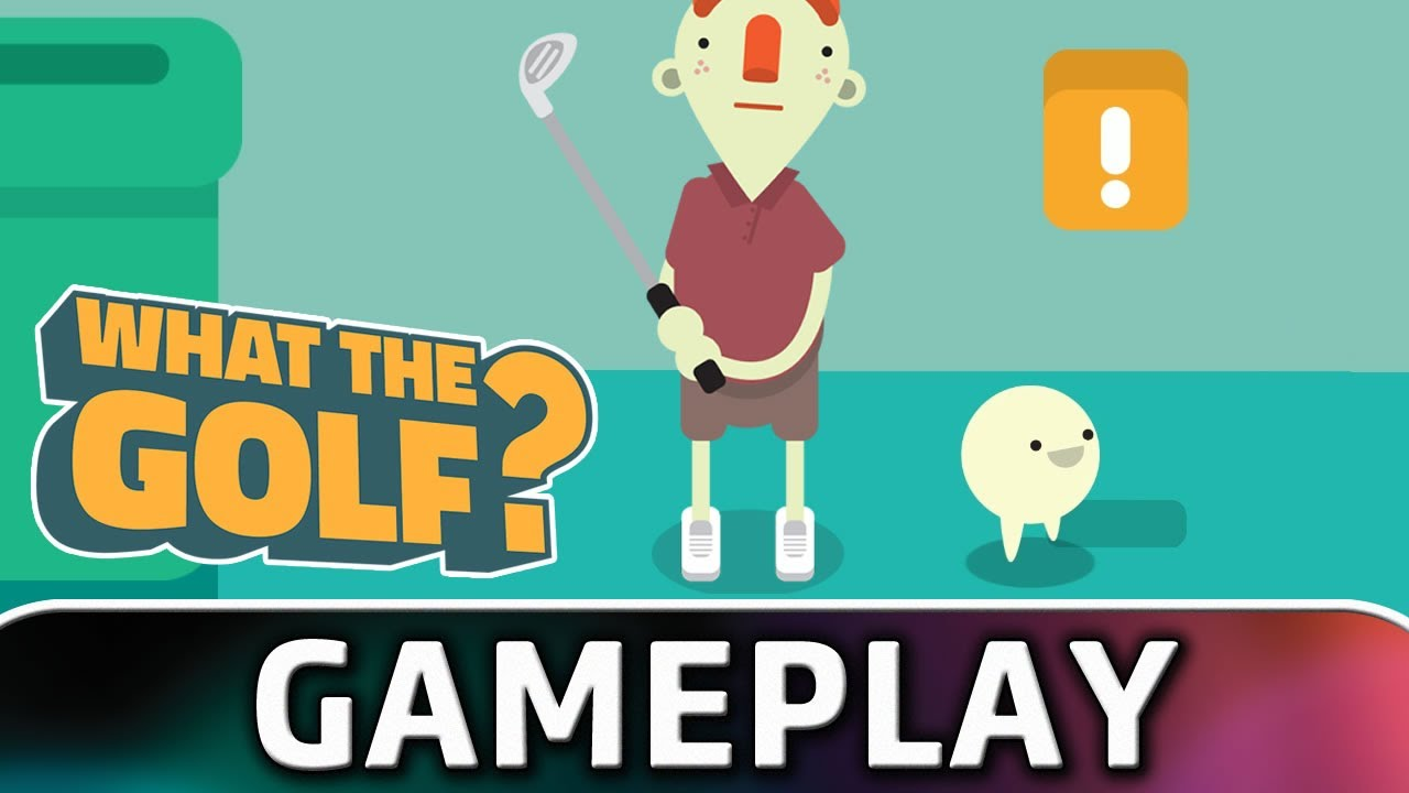 What The Golf? | First 15 Minutes of Gameplay