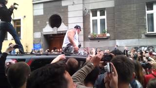 Robert Burneika @ Gumball 3000 Kraków 2017 Video
