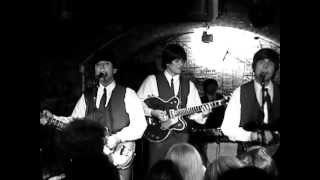 """RARE 2004 The Fab Four """"THANK YOU GIRL""""  @ The CAVERN Tribute The BEATLES;by JamesRossVideo"""