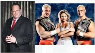 Jim Cornette talks about The Bodydonnas and Tammy Sytch