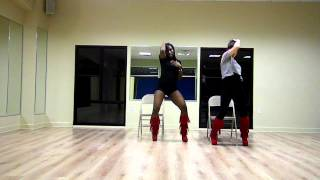 Risquerobics Sexy Chair Dance Fitness -