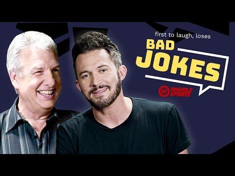 Justin Willman vs. Marc Summers | Bad Joke Telling