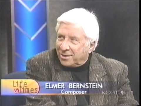 Elmer Bernstein Interview # 2