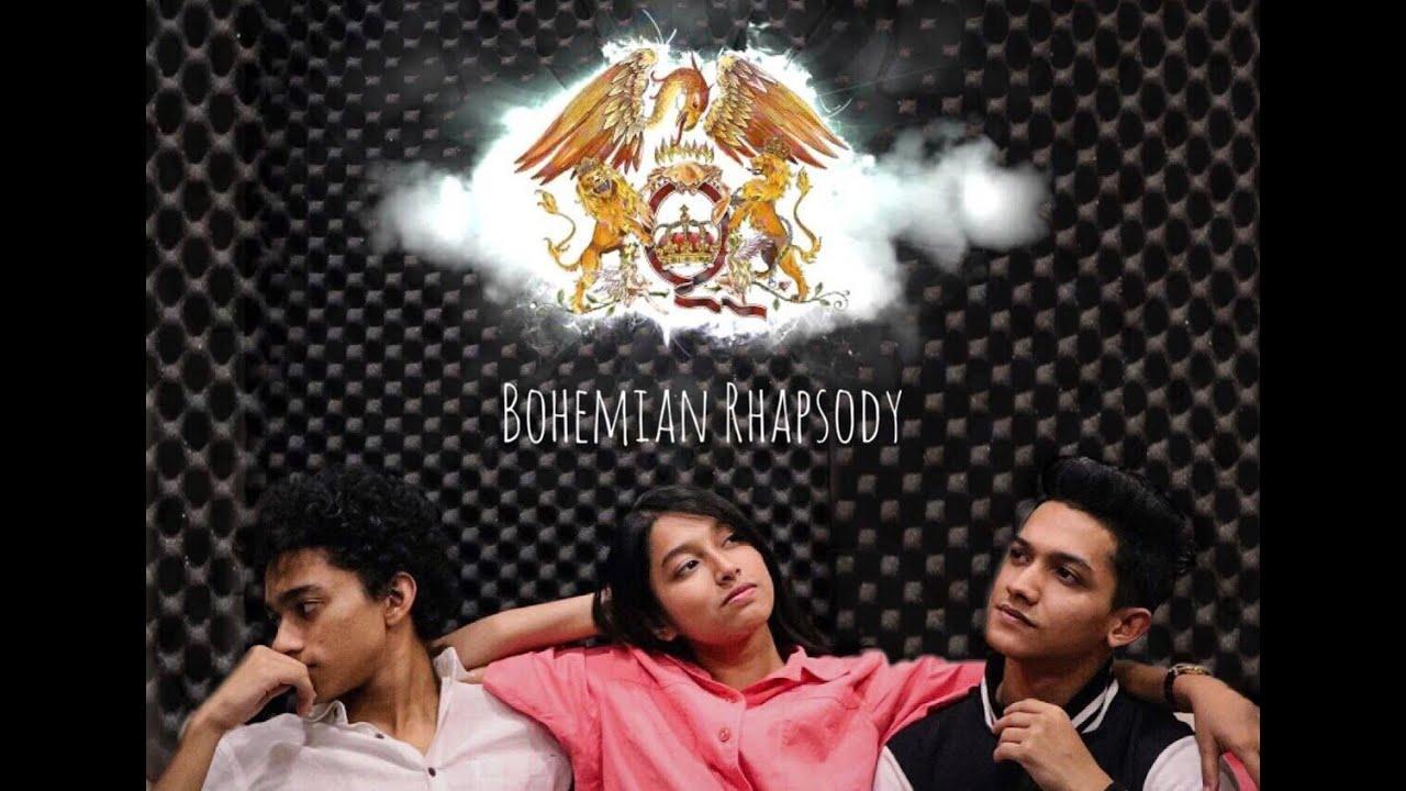 Bohemian Rhapsody Cover by Masha Islam 80ac6d7861