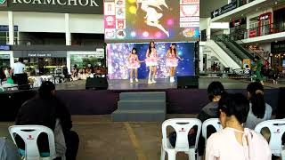MarshmallowDoll Cover NMB48 @ Sing10, Ruamchok Supermarket (3 Septe...
