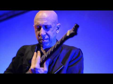 Elliott Sharp Solo & Duo with Zoy Winterstein + ZIL visuals at KEIN THEMA 23 No.7