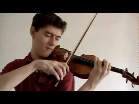 Kolomyjka by Stepan Grytsay [Кoлoмийкa - Violin solo]