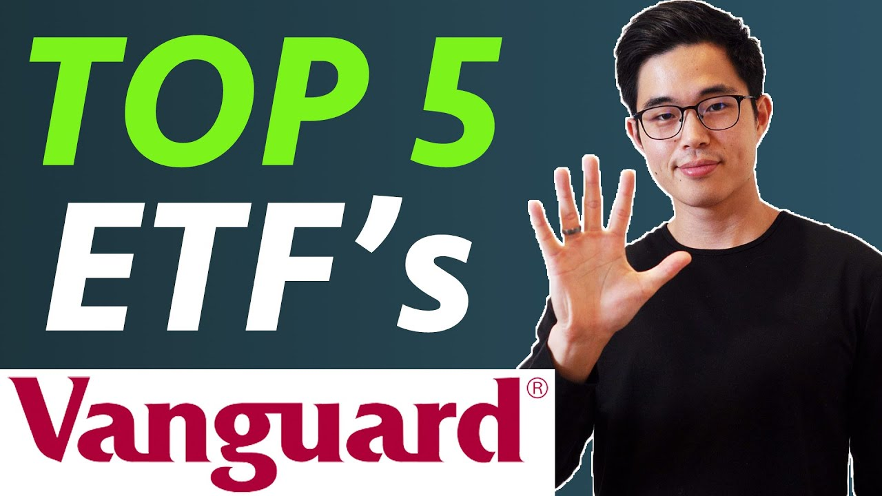 The TOP 5 Vanguard ETFs to Buy in 2020 (High Growth)