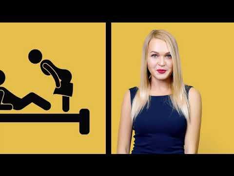 Как девушке разработать анал