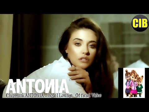 Chipmunk:ANTONIA - Hotel Lounge | Official Video