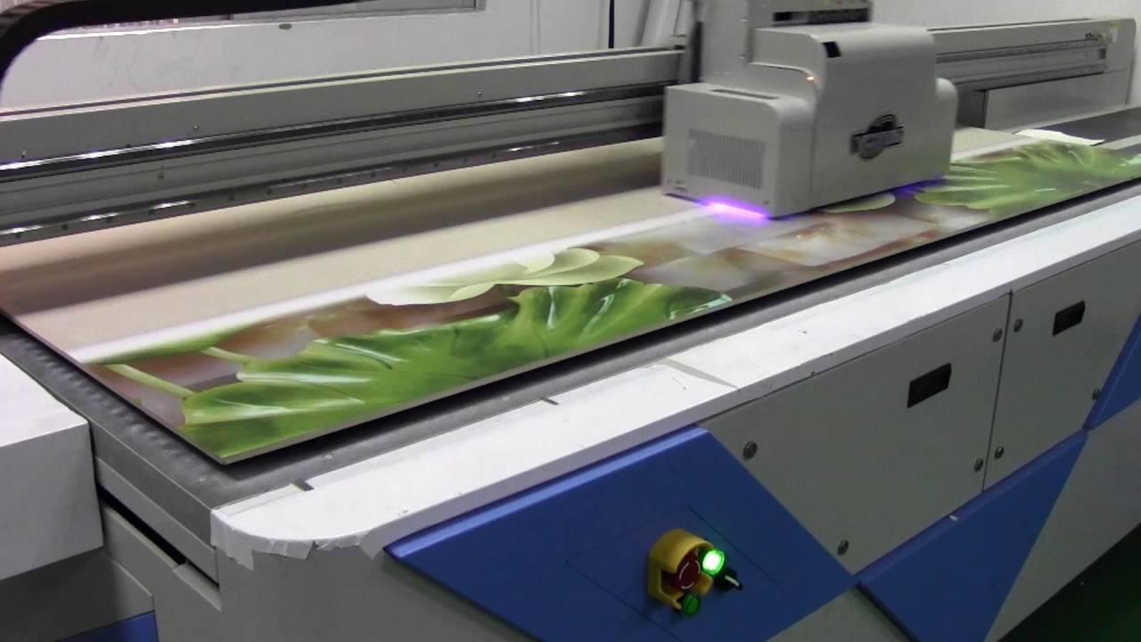 digital 3d uv printer