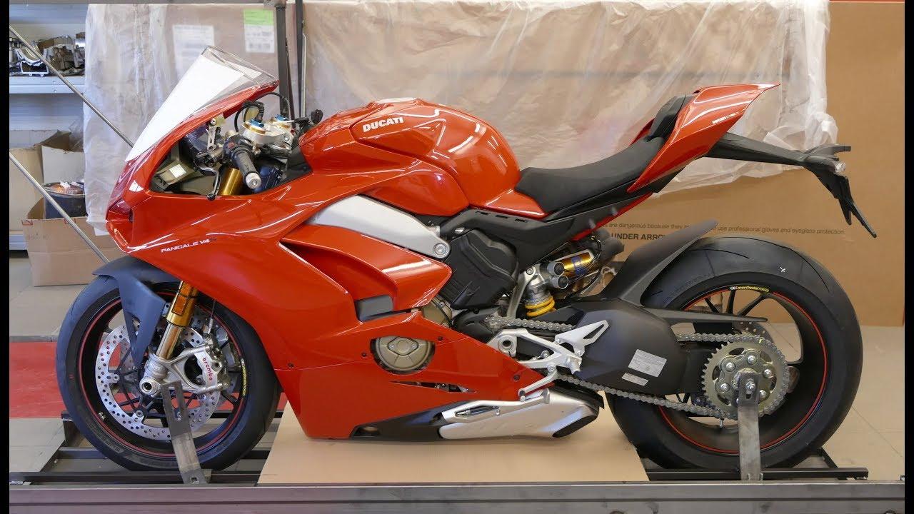 Ducati Modell